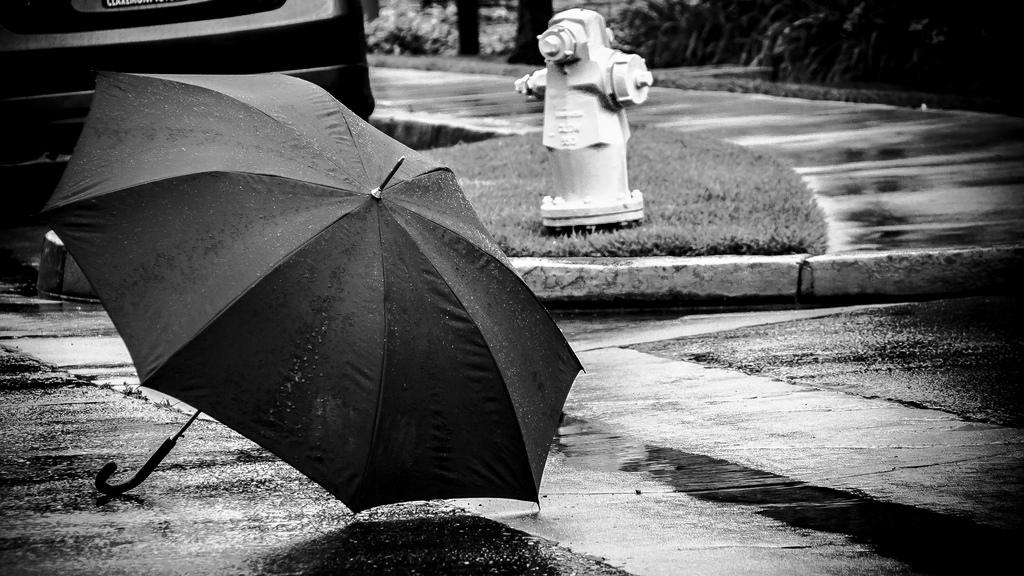 Paraplyer – ett sätt för företag att synas