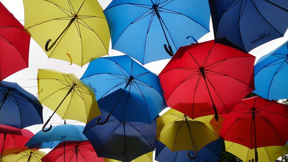 Vilket slags paraply bör man välja?