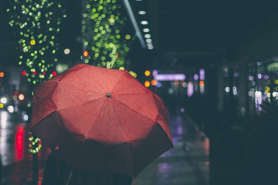 Ett högkvalitativt paraply – en exklusiv gåva